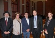 Luciano Moše Prelević, Marina Payerl-Pal, Andrej Pal, Dražen Klinčić i Anuška Deranja Crnokić