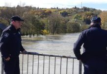 Drava poplava prijetnja PU varaždinska