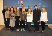 Gospodarska škola Čakovec i Srednja škola Prelog Povelja Erasmus plus za mobilnost1