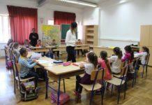 Iškulica-školica djeca romska manjina 1