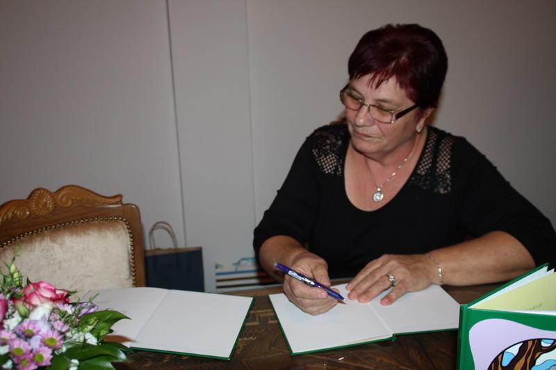 - Ljubica Ilijaš potpisuje novu knjigu