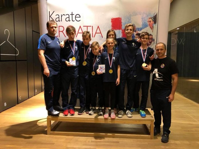 Karate klub Globus Croatia Open