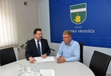 Lovro Kuščević Dražen Srpak Mursko Središće