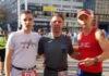 Međimurski policajci Zagrebački maraton1