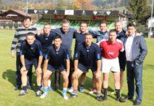 Međimurski policajci malonogometni turnir Austrija1