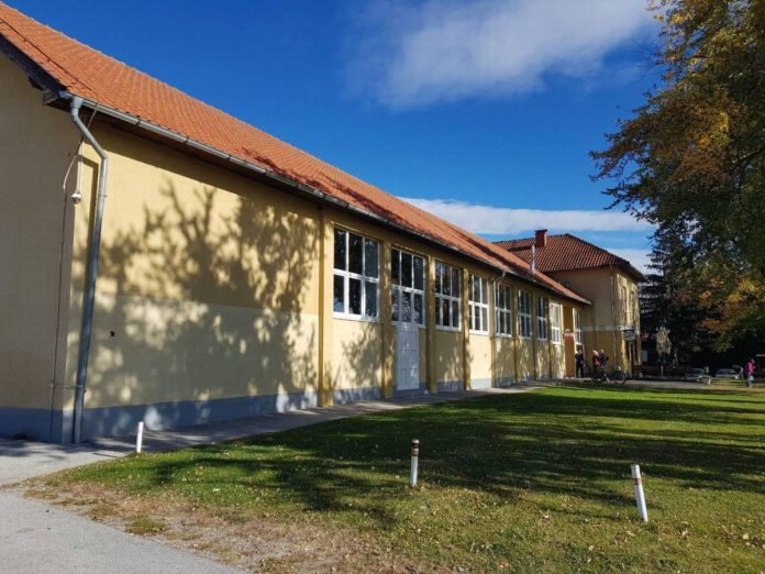 Društveni dom u Gornjem Mihaljevcu