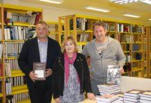 Udruga vukovarskih branitelja i logoraša Međimurja donacija knjiga Domovinski rat