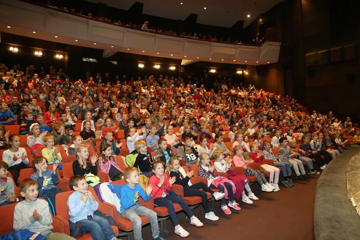 21. Susret profesionalnih kazališta za djecu i mlade HC ASSITEJ