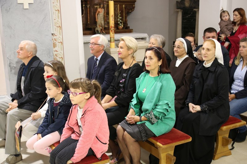 FOTO: Varaždinski biskup Josip Mrzljak blagoslovio Dječji vrtić Sveti Nikola u Belici!