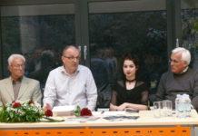 Stanislav Petrović, Miroslav Gakić, Tina Čatlaić i Zvonko Horvat