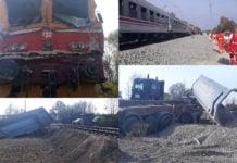 nalet vlaka Vrbovec kamion