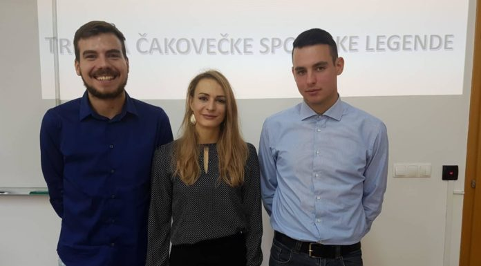 Čakovečke sportske legende Tijana Tkalčec