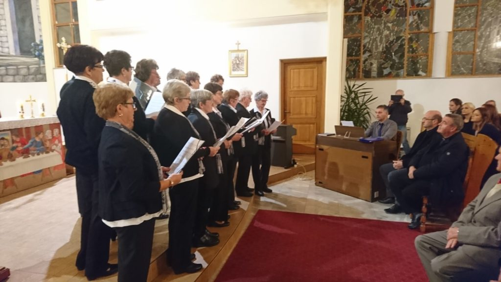 Župni zbor župe Sveti Martin na Muri