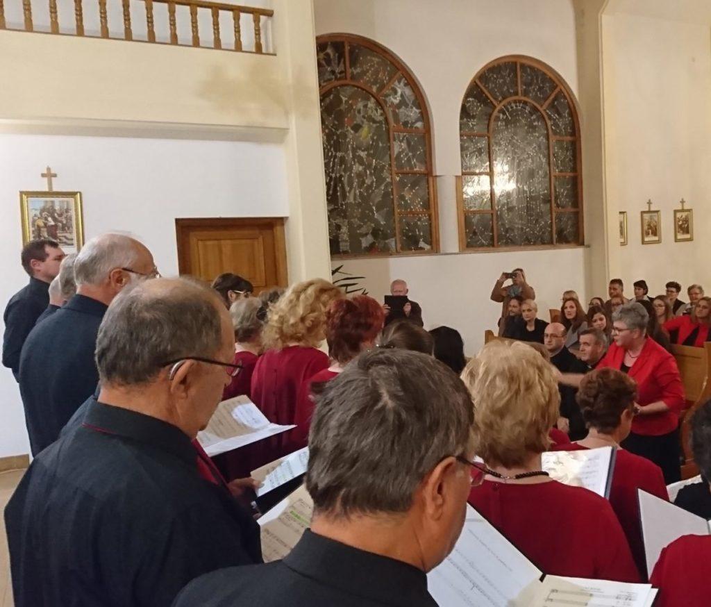 Župni zbor župe Selnica