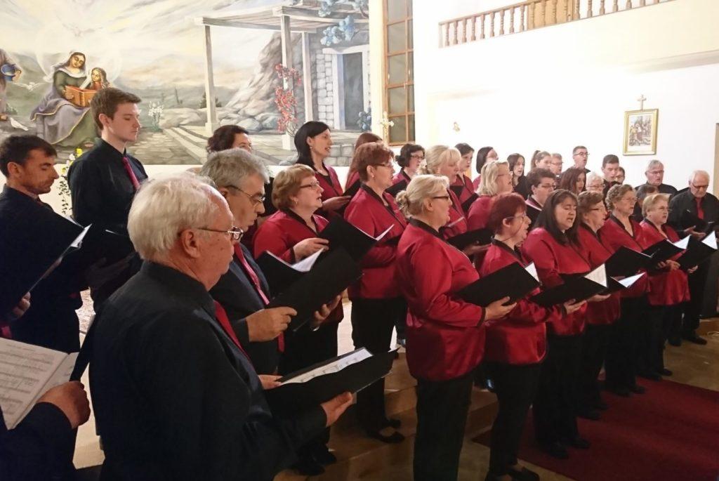 Župni zbor župe Sveti Juraj na Bregu