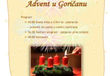 Advent u Goričanu