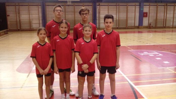Badmintonski klub Međimurje kadeti1