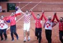 Davis cup1 tenisači Marin Čilić