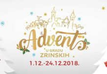 Advent u gradu Zrinskih