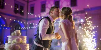 vjenčanje na otvorenom