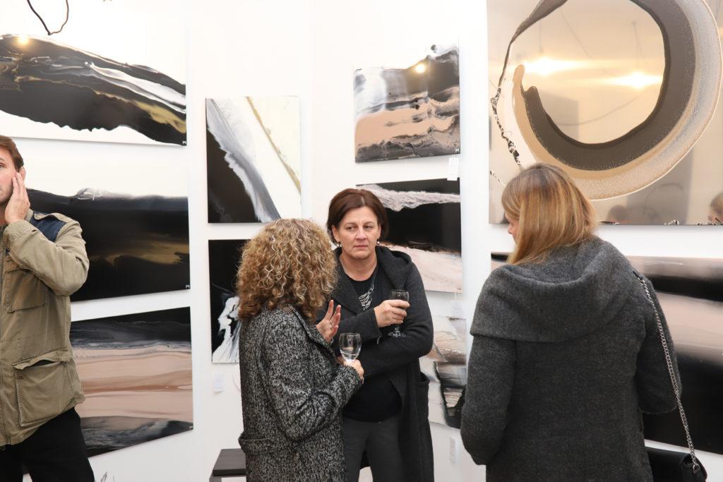 FOTO: Otvorena galerija Merien King umjetnice Ane-Marije Kralj u Varaždinu