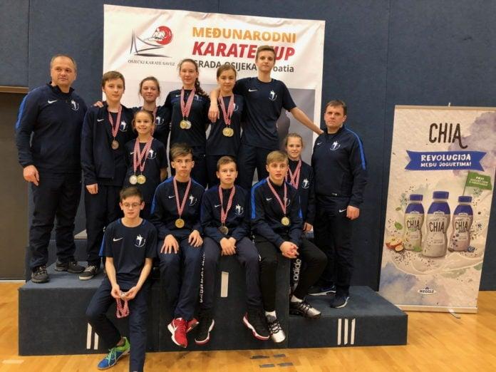 Karate klub Globus Osijek