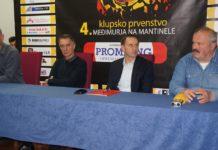Klupsko prvenstvo Međimurja na mantinele
