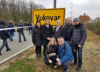 Kolona sjećanja Vukovar Međimurci