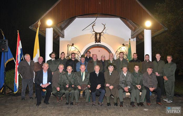 Lovačko društvo Prepelica Prelog sveti Hubert1