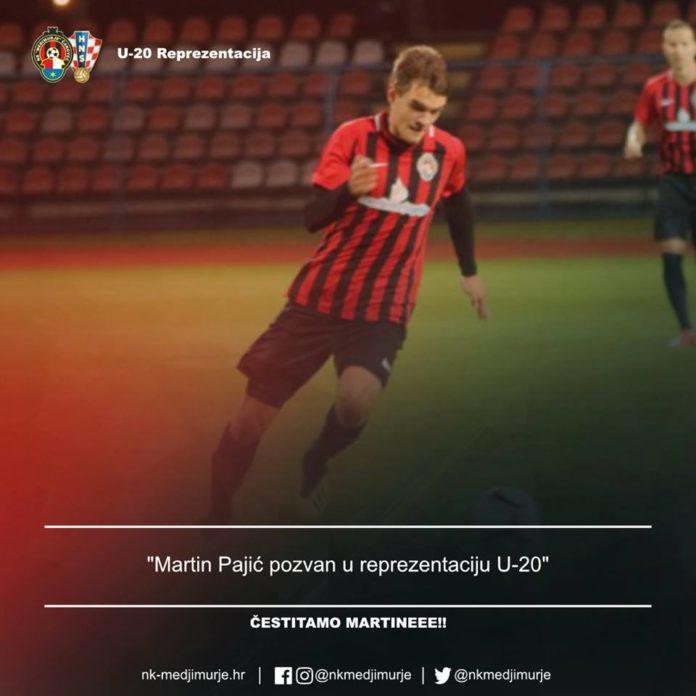 Martin Pajić NK Međimurje