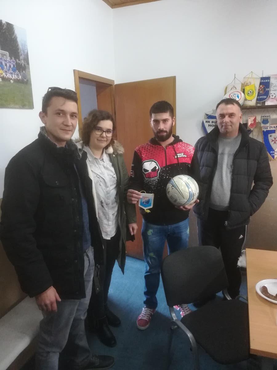 NK Budućnost Podbrest predstavila nove dresove i odnijela pobjedu