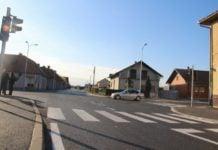 Raskrižje kod Mandlina Mala Subotica