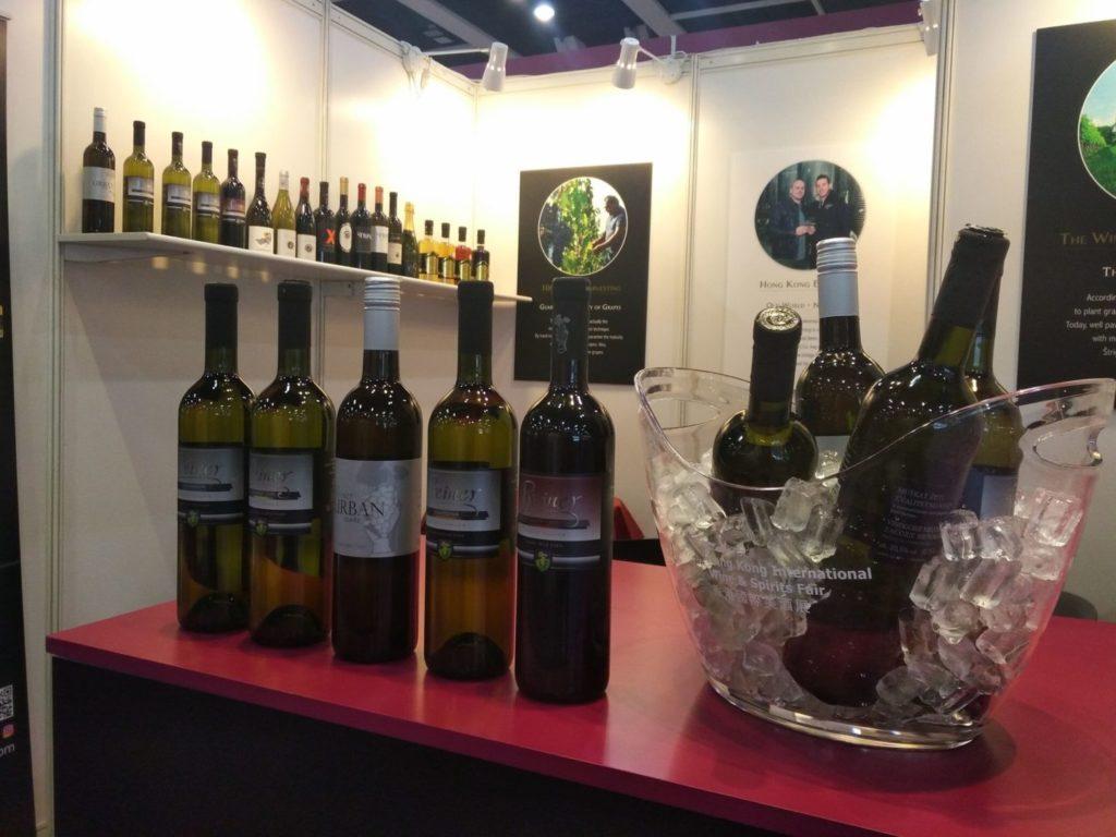 FOTO: U Hong Kongu predstavljena međimurska vina i likeri