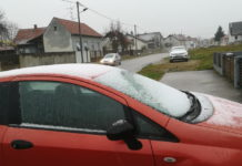 Snijeg Čakovec