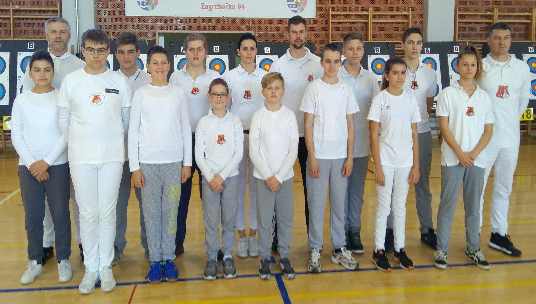 Čak 11 medalja kući donijeli streličari kluba Katarina Zrinski ... 54d3b7e39e
