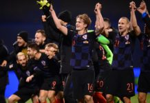 Tin Jedvaj Hrvatska nogometna reprezentacija