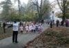 Volonteri u parku