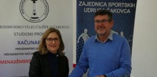 Zajednica sportskih udruga Čakovca MEV suradnja
