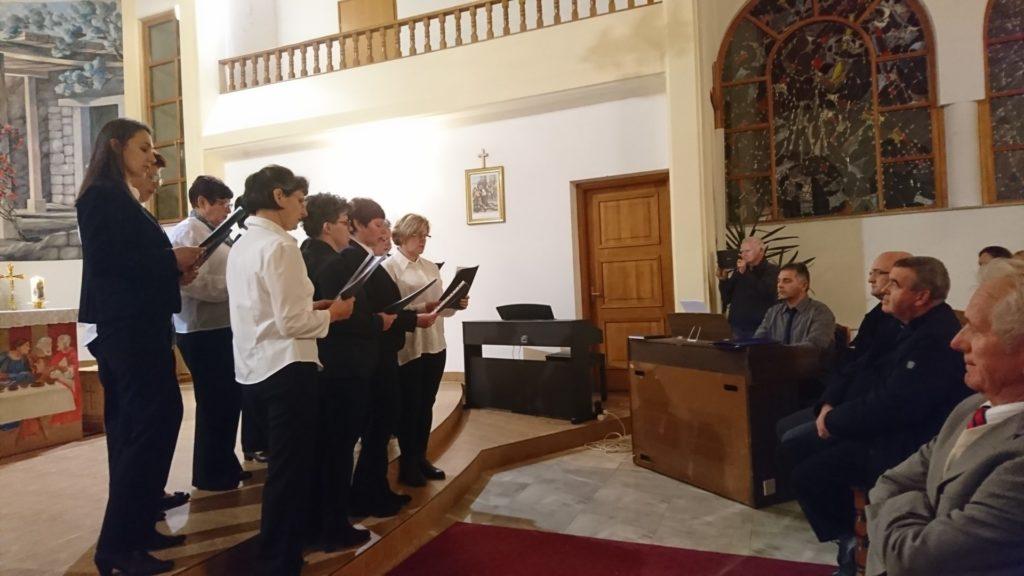 Zbor sv. Ane u Hlapičini