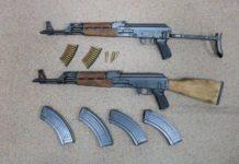 automatske puške Crvena zastava PU međimurska