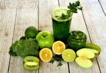 dijeta detoksikacija smoothie povrće