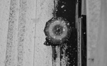 snijeg kišobran