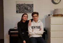 Lucija i Vedran Horvat
