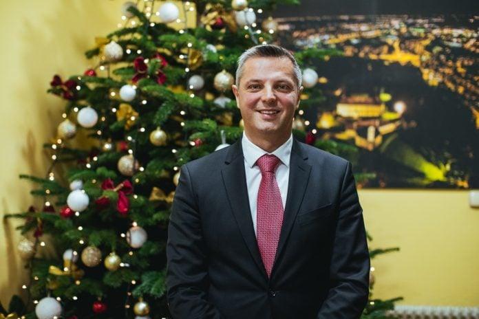 Gradonačelnik grada Čakovca Stjepan Kovač