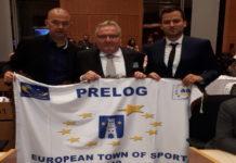 Europski grad sporta 2019. Prelog1