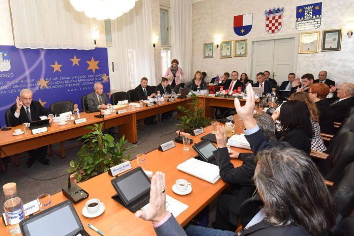 Grad Čakovec Gradsko vijeće proračun 2019.