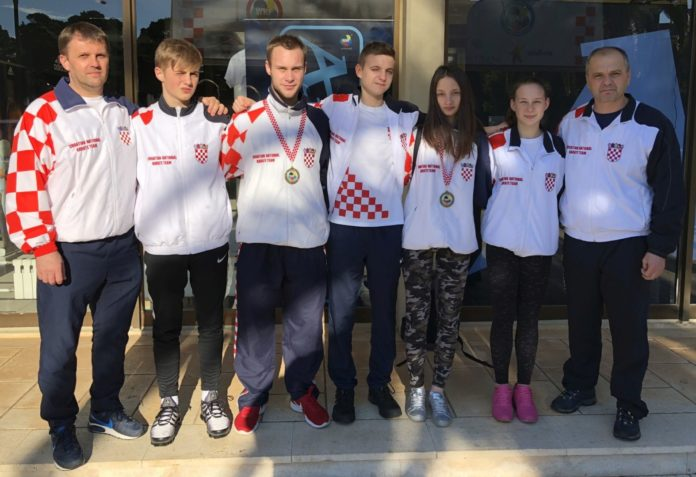 Karate klub Globus Prvenstvo Balkana1