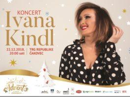 Ivana Kindl u Čakovcu