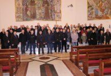 Predbožićna duhovna obnova policija1