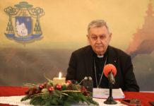 Varaždinski biskup Josip Mrzljak